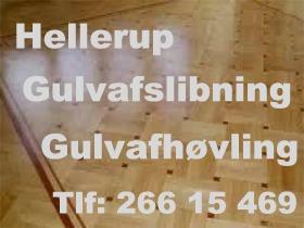 Hellerup Gulvafslibning v/Henrik Jacobsen Copenhagen