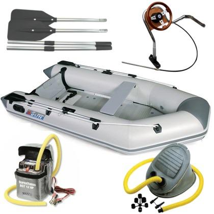 Gummib�de marine udstyr og b�dtilbeh�r