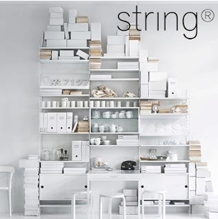 String reoler og reolsystemer