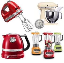 KitchenAid Artisan Køkkenmaskiner