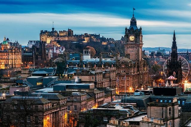 Car Dealers In Edinburgh Scotland