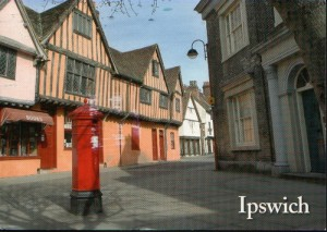 Enjoy Ipswich by Jim Becker senior citizen