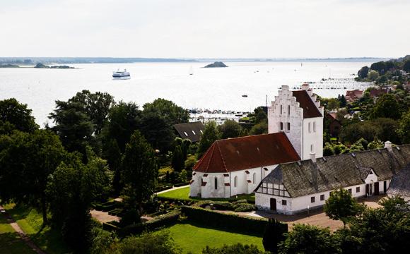 Svendborgsund Svendborg Fyn