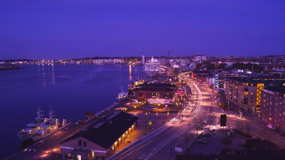 Aalborgs havnefront