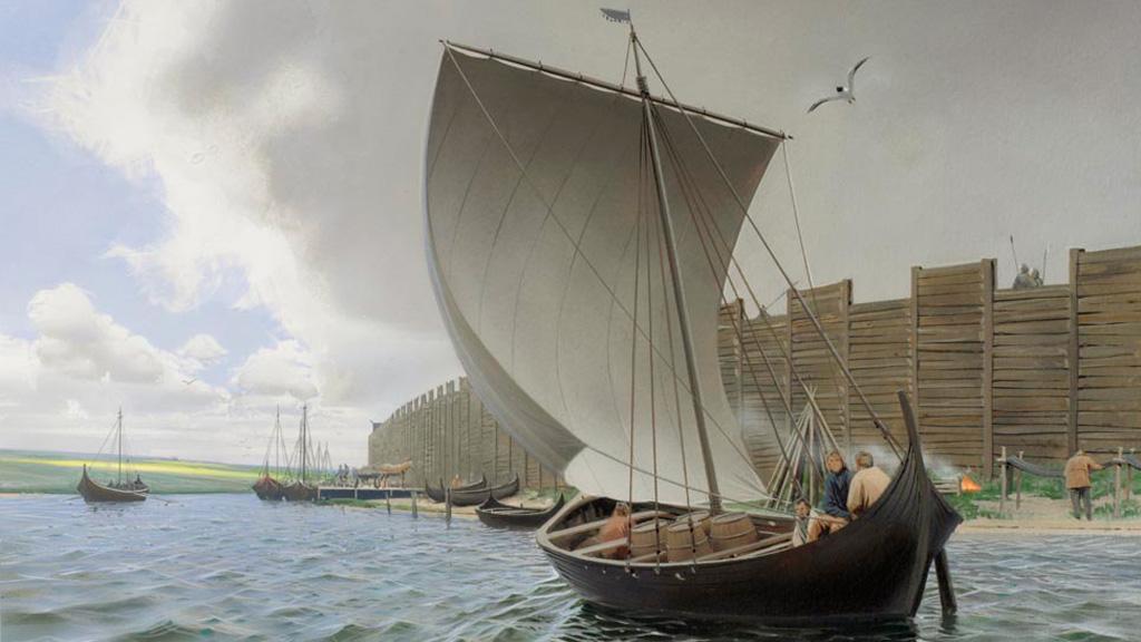 historie Aarhus