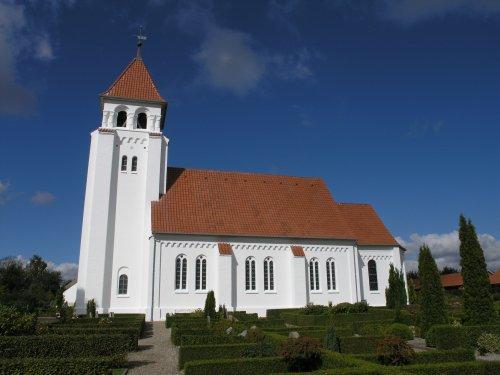 Bjert kirke