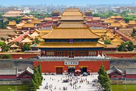 The Forbidden City is the heart of Beijing