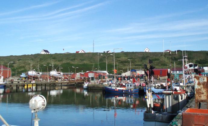 Hanstholm Ferry Port
