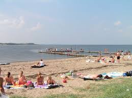 Løgstør badestrand strand