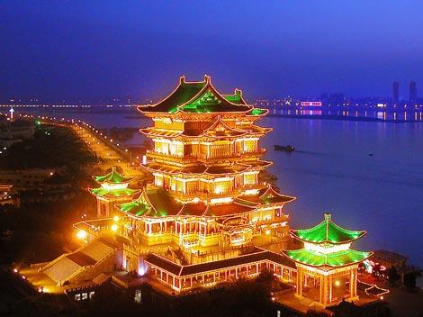 Leisure Destination - Nanchang