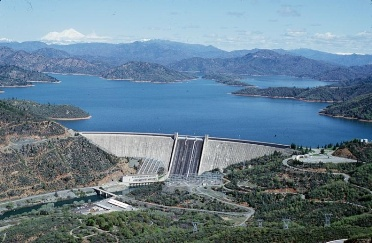 Shasta Dam Redding California