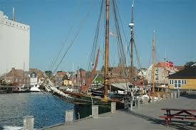 Rudkøbing Gl. havn
