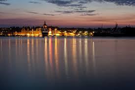 Svendborg by night