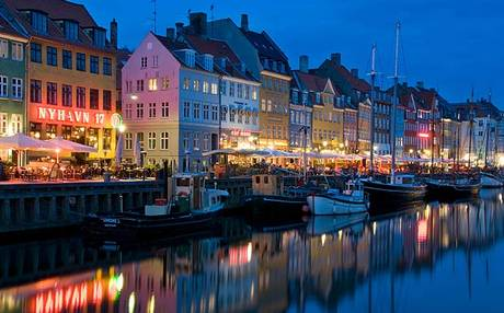Copenhagen Night life