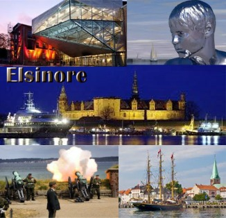 Elsinore city and History Helsingør