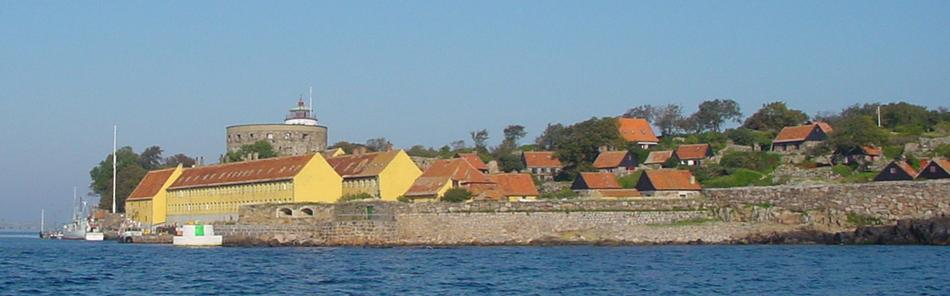 Ertholmene Christiansø Bornholm