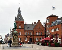 Esbjerg city