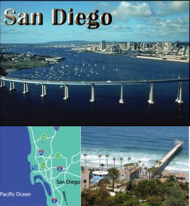 San Diego California