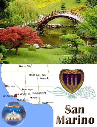 San Marino California
