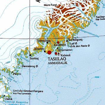 Tasiilaq East Greenland Denmark