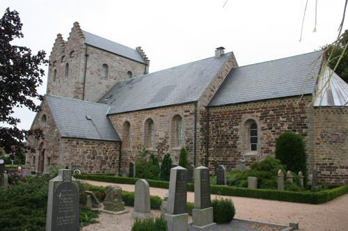 Aakirke Aakirkeby Bornholm