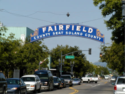 Fairfield California