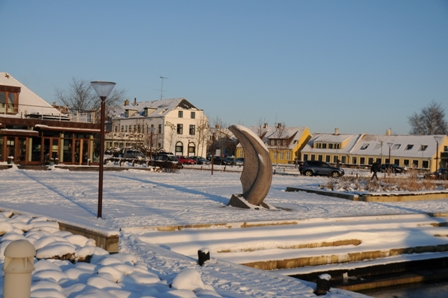Frederikssund Havnepromenade