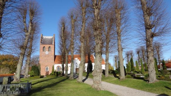 Helsinge Church Gribskov