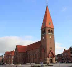 Holstebro Kirke  Sct. Jørgen Kirke