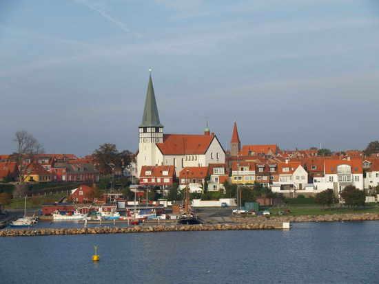 Roenne Denmark