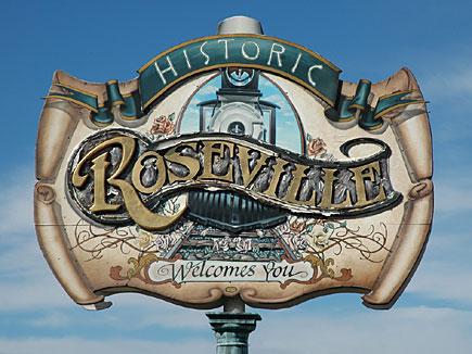 Roseville California