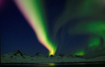 Northern Light  Aurora Borealis Ilulissat