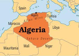 Algeria Algeria