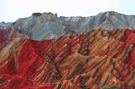 Gansu Province China Northwest
