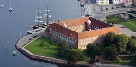Sønderborg Castle / Sønderborg slot Denmark