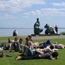 The Louisiana Museum of Modern Art Denmark