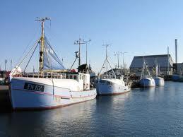 Danish fishing boat Visit Skagen Denmark