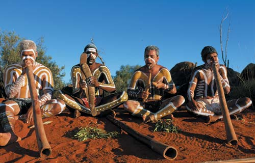 Far North Aboriginal reserves Southern Australi