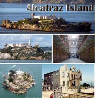 Alcatraz California