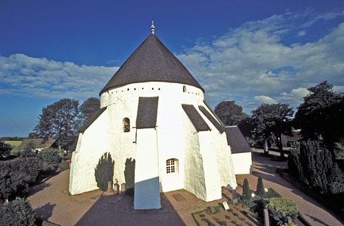 Bornholm rundkirker