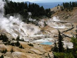 Lassen Volcanic National Park Redding