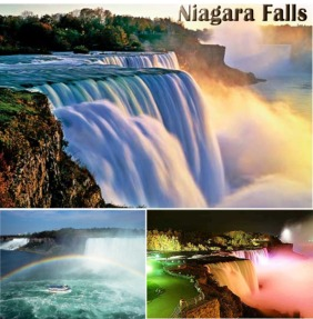 Niagara Falls New York State