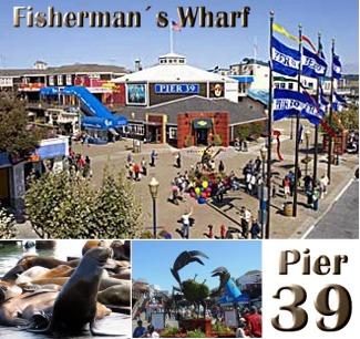 Pier39 California