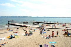 Fredericia beach