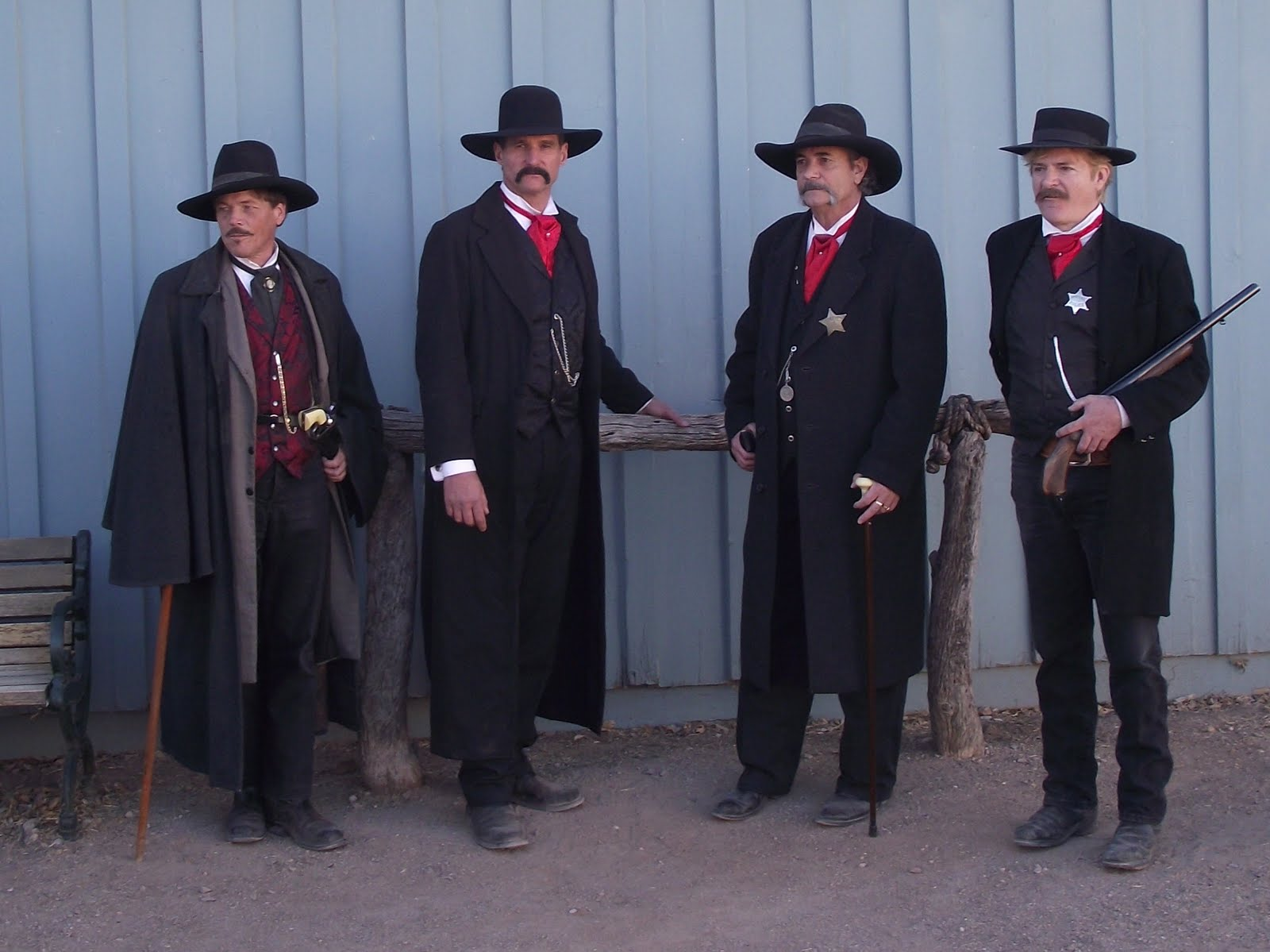 Gunfight at OK Corral Arizona