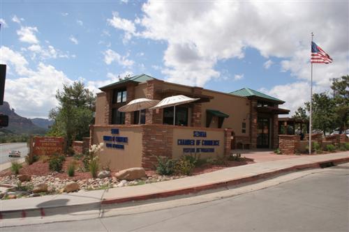 Commerce Visitor Center Arizona