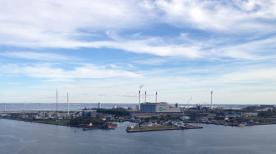 Refshaleøen ligger i København