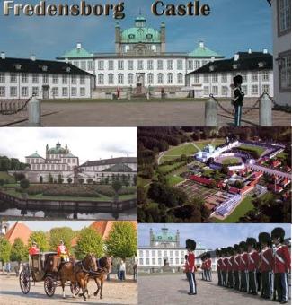 Fredensborg Castle Denmark