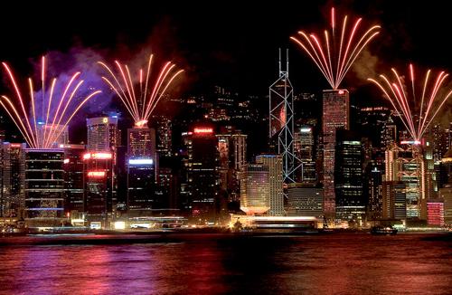 Hong Kong penisula China