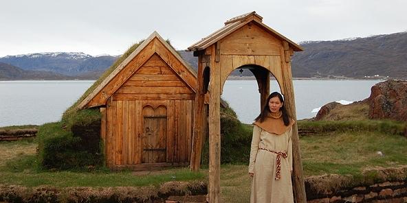 Thodhildurs Kirke Qassiarsuk Grønland